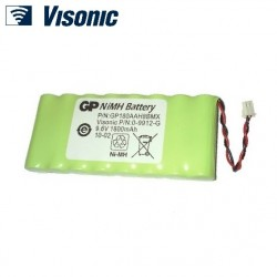 Bateria para central VISONIC POWERMAX PRO 9.6V 1800mAh