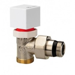 "Orkli thermostatic valve square 3/8"" male"