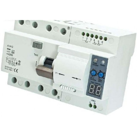 Interruptor Diferencial Rearmable Bipolar 30 mA 40A