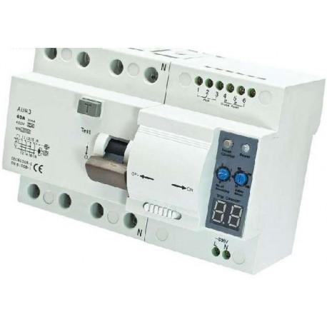 Interruptor Diferencial Rearmable Tetrapolar 30 mA 63A