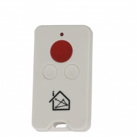 Botón de pánico y mando a distancia Z-Wave de BENEXT
