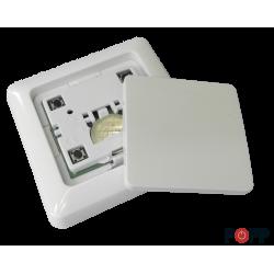 Interruptor / controlador de superfície sem fio Z-Wave com bateria Popp