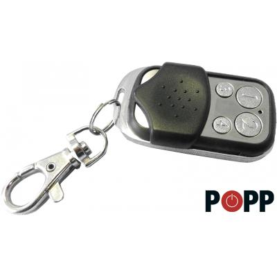 Mando a distancia POPP KFOB-C tecnología Z-Wave Plus