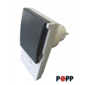 Plug externo POPP IP44 Z-Wave Plus