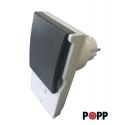 POPP External plug IP44 Z-Wave Plus