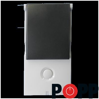 Enchufe Z-Wave Plus de exterior IP44 de POPP