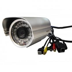Foscam FI9805E - Cámara IP Exterior, POE, ángulo visión 75º ONVIF