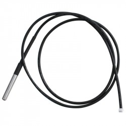 Temperature probe for micromodule QUBINO