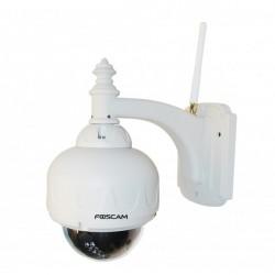 Cámara IP exterior Foscam FI8919W, con WIFI, protección intemperie