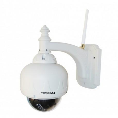 Foscam cámara IP FI8919W Exterior con WIFI, protección intemperie