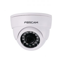 IP camera type dome Foscam FI9851P WIFI 720p Mini-DOMO Adjustable ONVIF