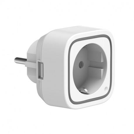 Aeotec Smart Switch 6 - Mini enchufe interruptor  Z-Wave Plus
