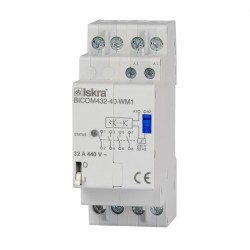 QUBINO 32A flip-flop switch for Smart Meter