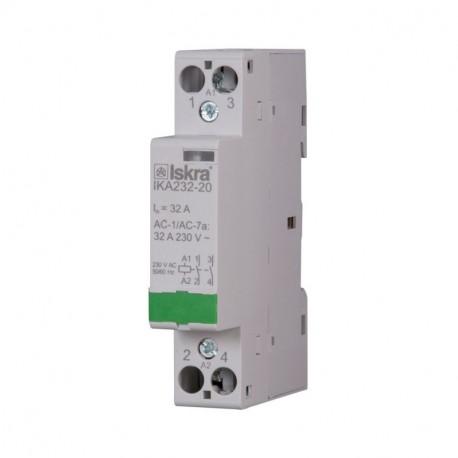 QUBINO Contactor 32A para Smart Meter