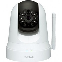 D-Link DCS-5020L Cámara IP motorizada HD con Zoom digital 4x