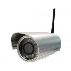Foscam FI9804W Outdoor Wifi IP Camera 1.0Mpx H264 Compatible ONVIF
