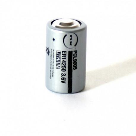 Batería de Litio ENIX ENERGIES ER14250 tamaño 1/2AA 3.6V 1.2Ah