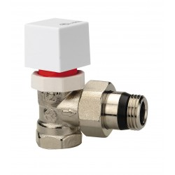 Orkli thermostatic valve with female connection for square thread - 3/8""