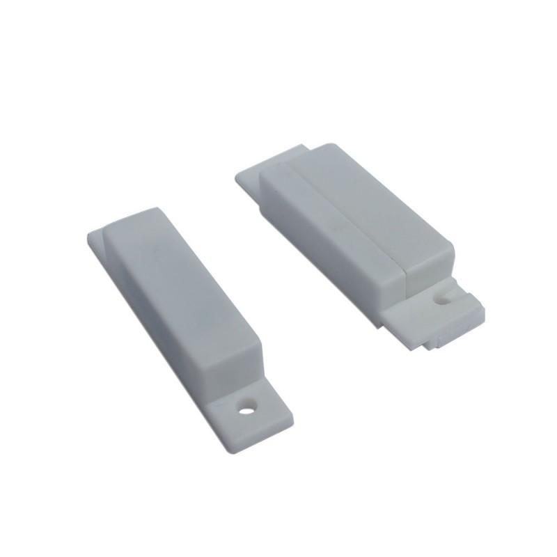 Qubino sensor de apertura cableado for Apertura puertas