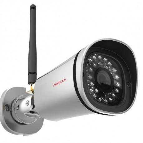 Cámaras IP FI9900P 2.0Mpx Foscam WIFI Exterior 20m visión nocturna P2P