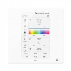 """ZIPATO - Controlador domótico Z-Wave Plus formato mural """"todo-en-uno"""" blanco"""