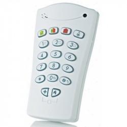Visonic KP-140PG2. Teclado alarma vía radio bidireccional PowerG