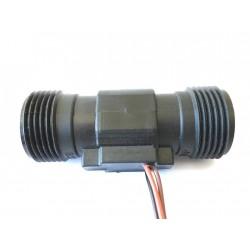 Medidor de fluxo GreenIQ para tubo de 3/4 de polegada