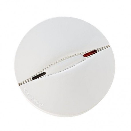 Detector de fumaça PowerG Visonic SMD 427PG2