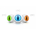 Pack de 3 multisensores 4-en-1 Z-Wave Plus de Fibaro
