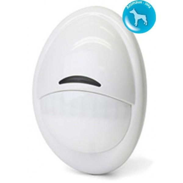 Alarma inal/ámbrica 98 dB puertas ventanas SAFE ALARM antirrobo para el hogar