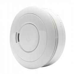 POPP Z-Wave+ smoke detector with 10 years of autonomy