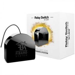 Fibaro -Double Switch 2- Micromodulo relé interruptor doble On / Off Z-Wave+ con medicion de consumo