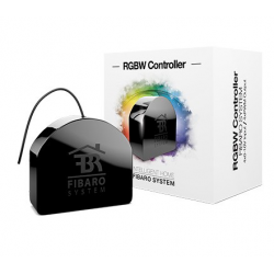 Micromodulo de Control de LEDS RGBW de Fibaro