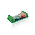 Módulo de controle POPP Z-Wave para abertura eletrônica de portas