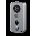 DOORBIRD D101S - Videoportero WIFI IP conectado a internet color Plata
