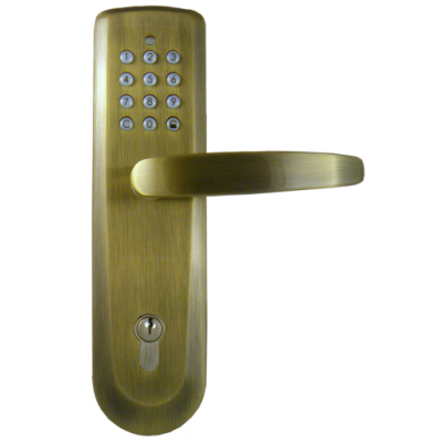 Z-Wave electronic lock by Vision ZM1702