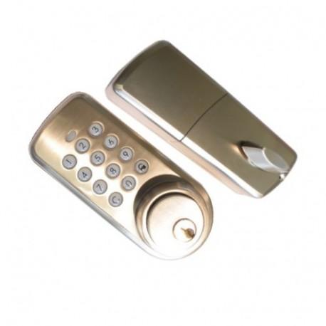 Cerradura Z-Wave controlable ZM 1701
