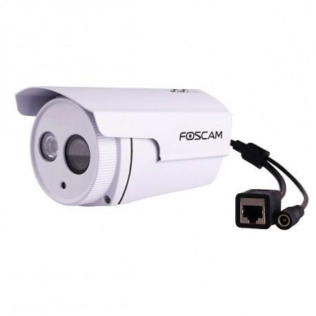 Camara IP exterior Foscam FI9803EP POE EXTERIOR 75º Vision nocturna