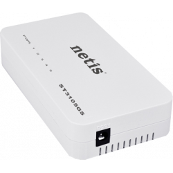 Interruptor ethernet mini gigabit NETIS ST3105GS 5 portas