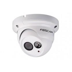 Foscam FI9853EP 1.0Mpx PoE ONVIF câmera IP interior / exterior com função P2P