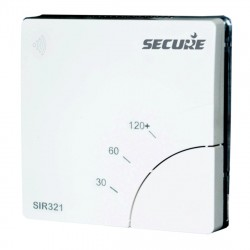 Temporizador de tiempo atras Z-Wave Secure SIR321 30/60/120 minutos