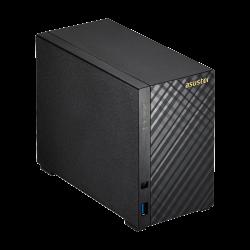 Asustor AS1002T NAS de 2 bahías para 2 discos duros