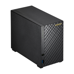 AS1002T Asustor 2-bay NAS for 2 hard drives