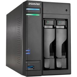 Asustor AS6102T NAS de 2 bahías para 2 discos duros