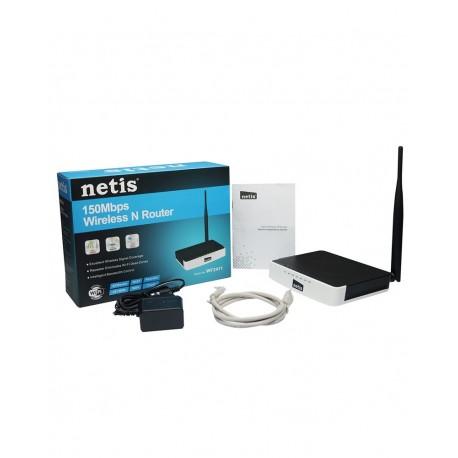 Netis WF2411 router neutro WiFi 150 mbps