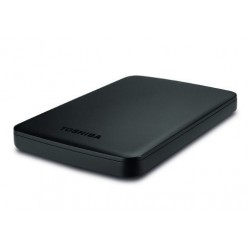 TOSHIBA CANVIO BASIC Disco Duro 2TB 3.0 (3.1 GEN 1) 2000GB NEGRO