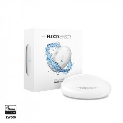 Fibaro Flood Sensor - Flood Detector Z-Wave Plus