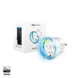 Enchufe Z-Wave (on/off) con medidor de consumo de Fibaro
