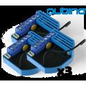 Pack 3xQubino Flush Dimmer