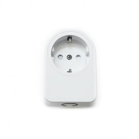 FOXX - Enchufe Z-Wave+ compatible con Piper con medicion de consumo